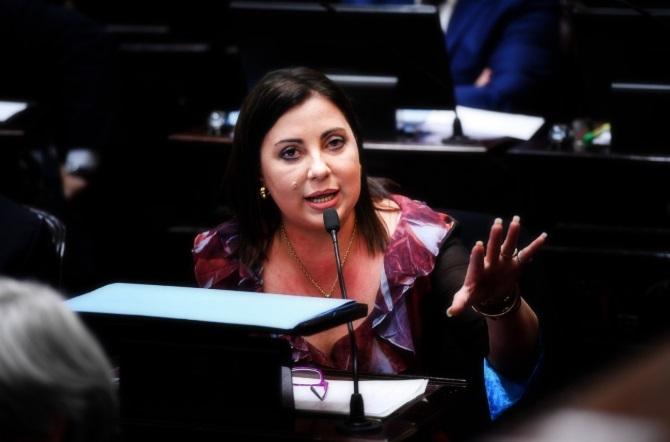 Emergencia Pública: La renovadora K Solari, se ausentó de la votación