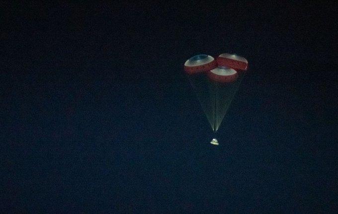 Aterrizó la nave espacial de Boeing que no pudo llegar a la Estación Espacial Internacional