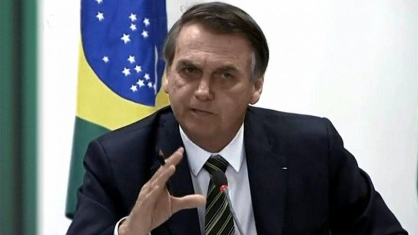 Bolsonaro sufrió una caída y se encuentra en observación