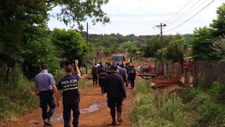 Declararon policías detenidos por presunto caso de gatillo fácil en Apóstoles