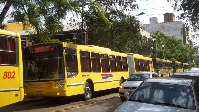 Trabajadores del transporte tendrán aumento salarial