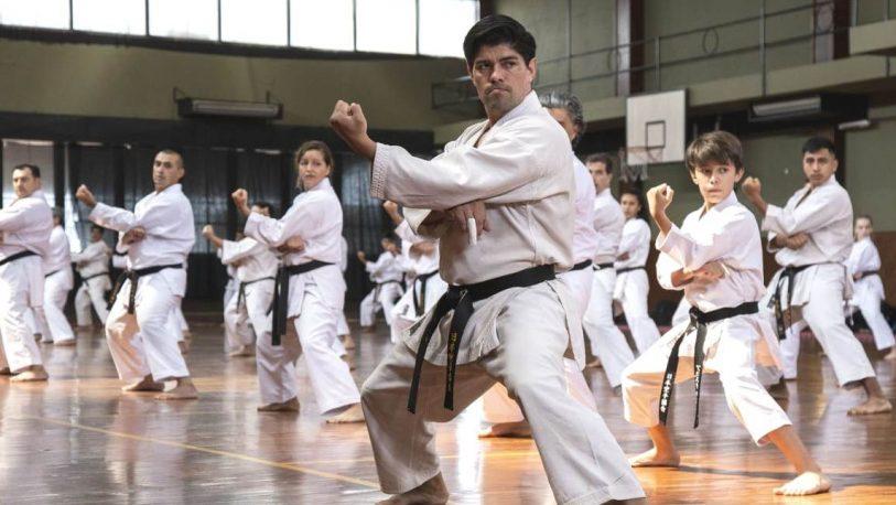 Karate: realizan exámenes de graduación en Misiones y Corrientes