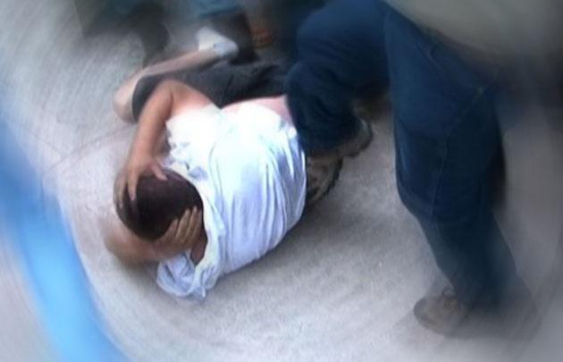 Robó a su vecino y fue acorralado hasta ser detenido