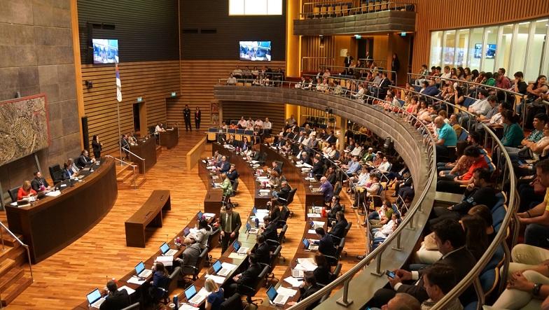 Diputados: el oficialismo reprobó una declaración en repudio a la violencia en Santa Ana