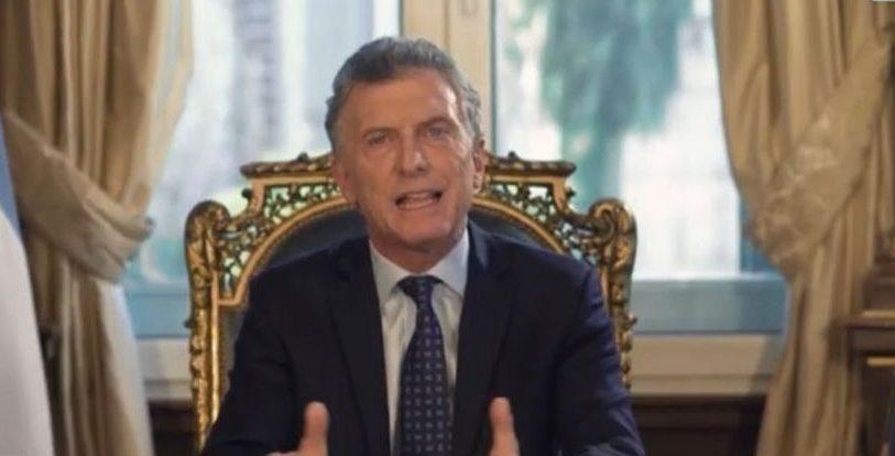 """Macri: """"No hubo corrupción y hay libertad total"""""""
