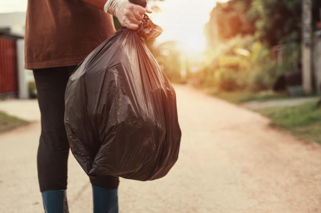 Cuarentena total: recolección de residuos normal