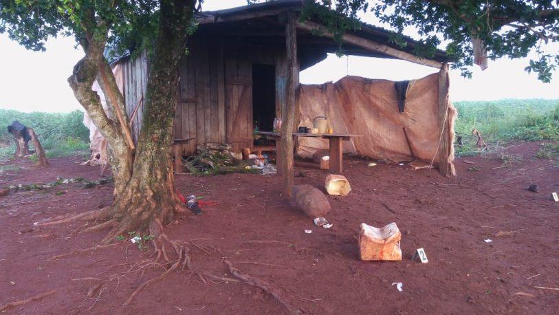 Garuhapé: investigan el homicidio de un hombre