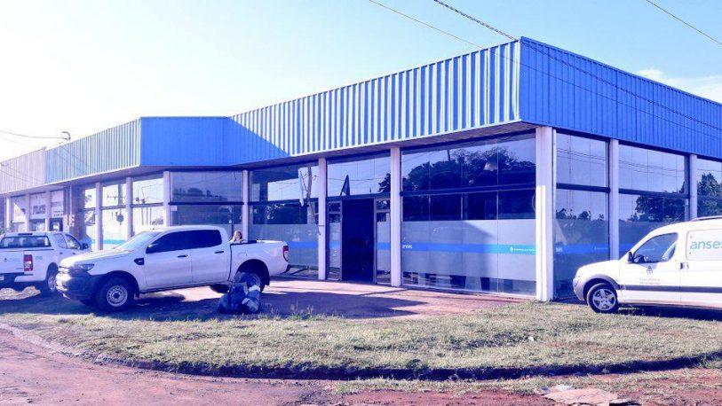 La oficina de ANSES Oberá atiende en su nuevo edificio