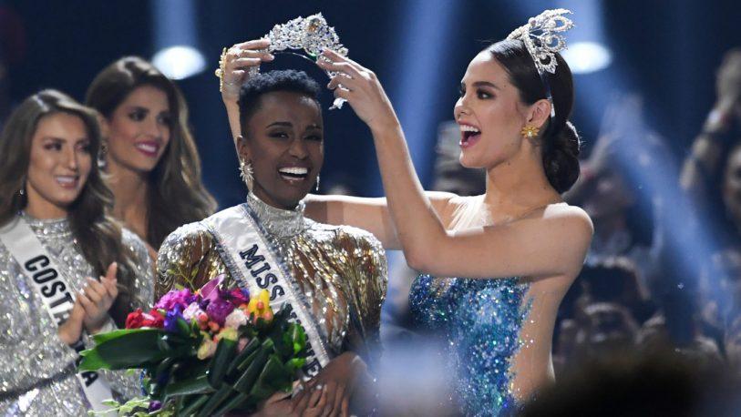 Zozibini Tunzi de Sudáfrica, es la nueva Miss Universo