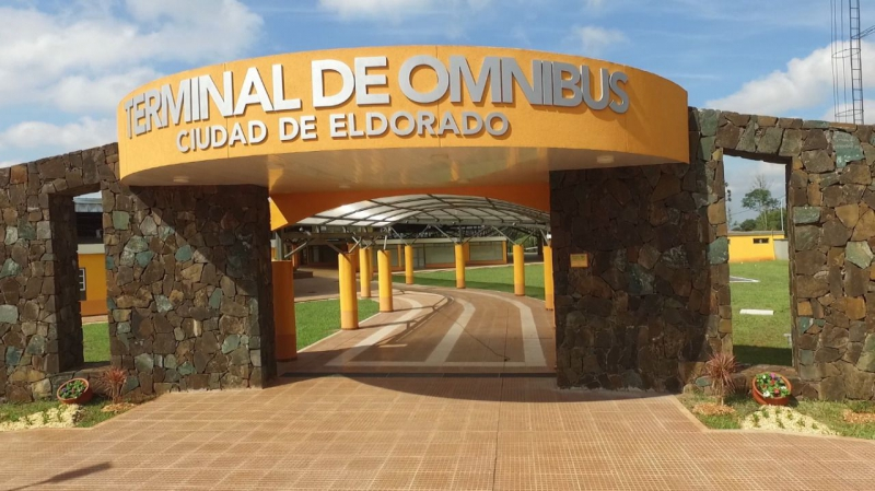 Comenzó a funcionar la nueva terminal de Eldorado
