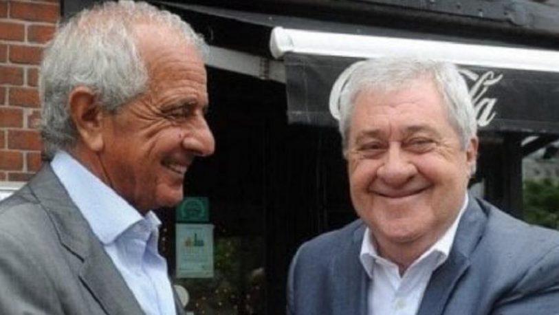 Boca y River unidos: sus presidentes se reunieron por primera vez
