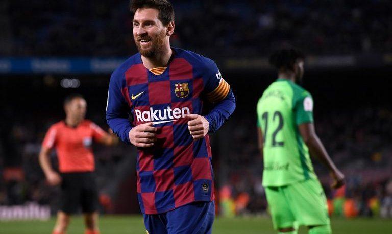 """Messi aleja rumores: """"Amo Barcelona, es mi casa"""""""