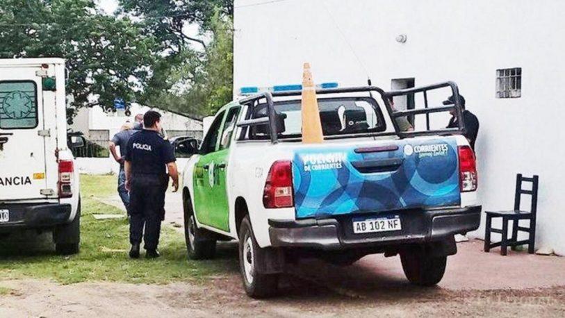 Femicidio en Corrientes: mató a su pareja de un balazo e intentó suicidarse