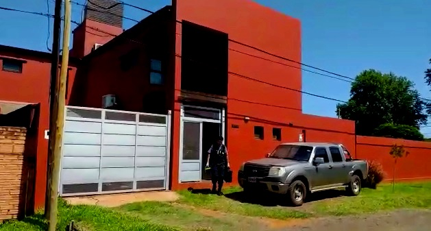 Revelan detalles sobre el hurto en la casa de Losada
