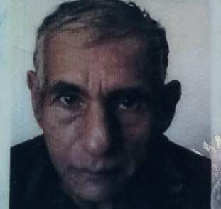 Policías y familiares buscan a hombre de 64 años