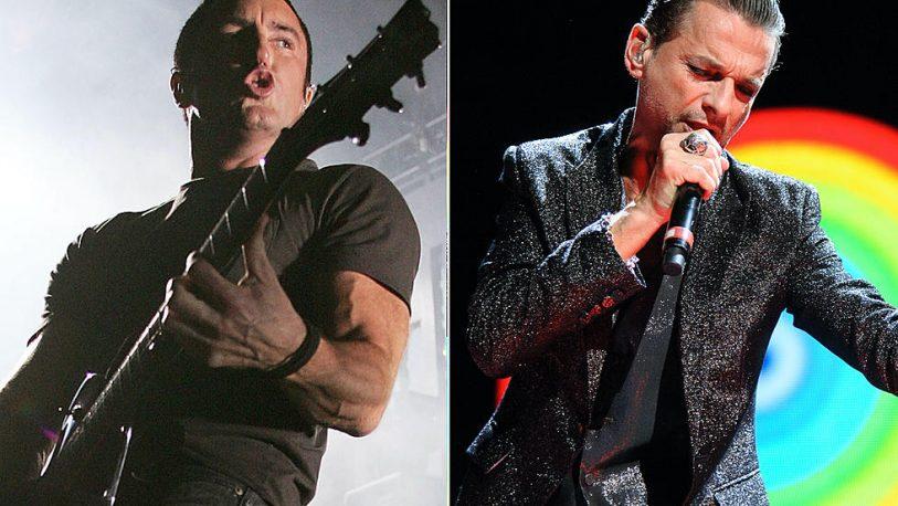 Depeche Mode y Nine Inch Nails ingresan al Salón de la Fama