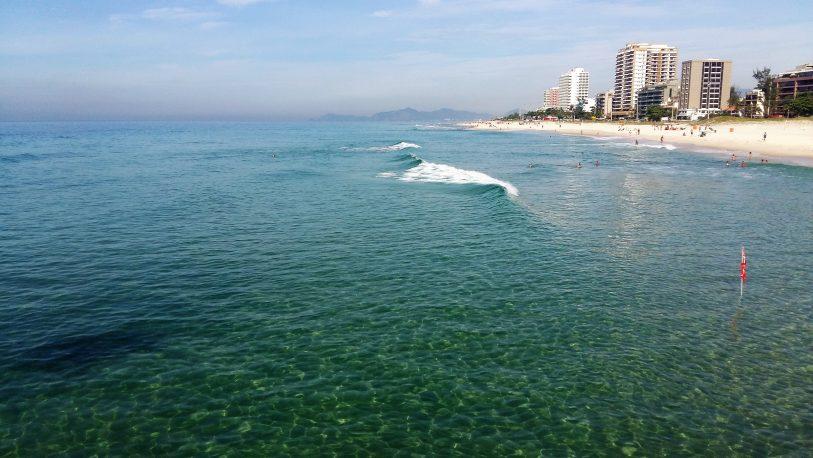 Turista argentino murió ahogado en una playa de Río de Janeiro