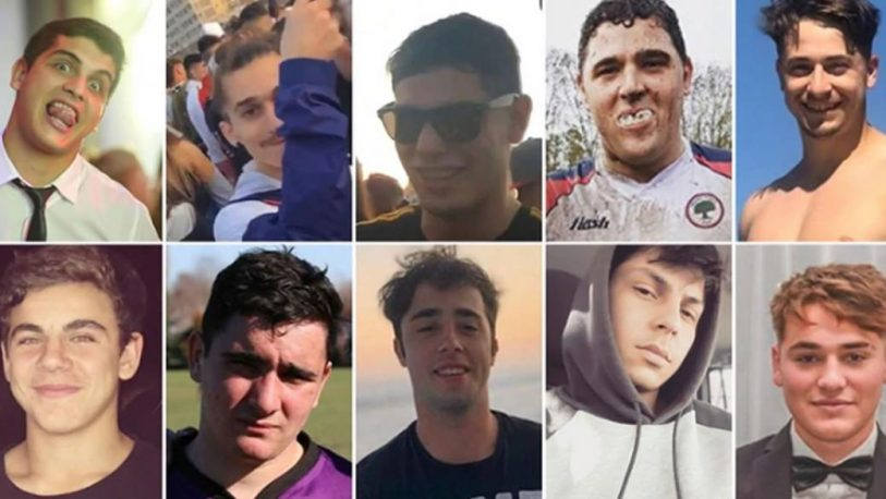 Crimen de Fernando: volverán a indagar a ocho rugbiers