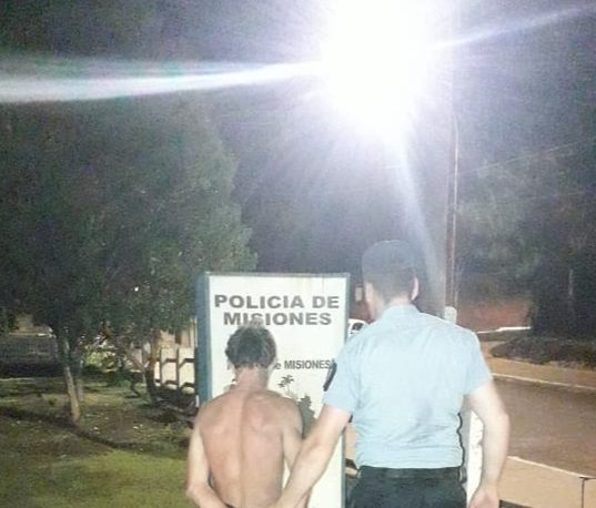 Dos hombres detenidos por violar restricción judicial de sus ex parejas