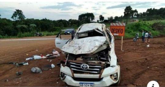Caso Leverberg: se conoció el estado de salud de los demás ocupantes del auto