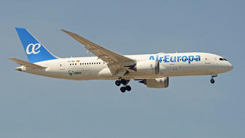 Air Europa dejará de volar a Iguazú en abril