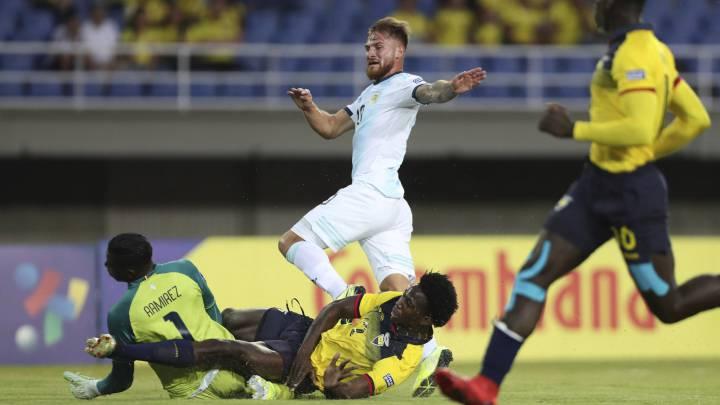Preolímpico Sub 23: Argentina ganó y se clasificó al cuadrangular final