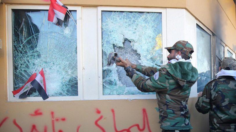 Nuevo ataque a la Embajada de Estados Unidos en Irak