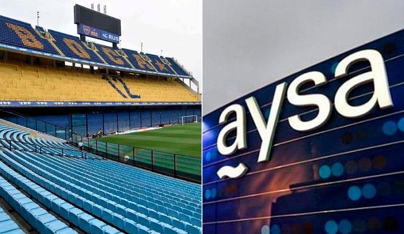 Sergio Massa reveló un polémico contrato entre AYSA y Boca Juniors