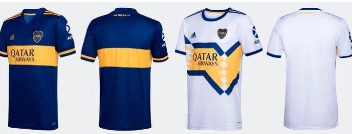 Boca y Adidas presentaron sus nuevas camisetas