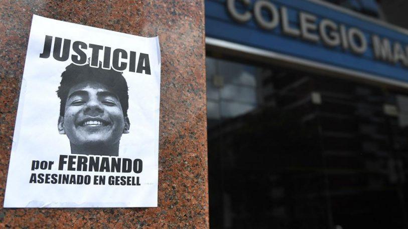 """Tras el crimen en Villa Gesell, impulsan la """"Ley Fernando"""""""