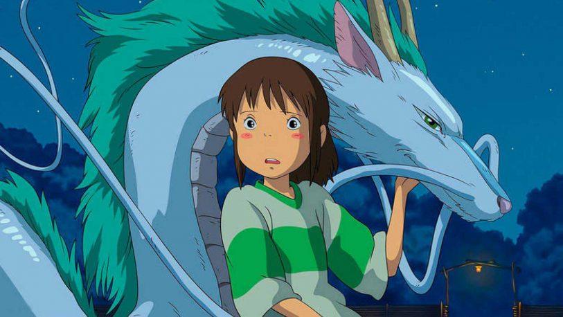 Estudio Ghibli llega a Netflix