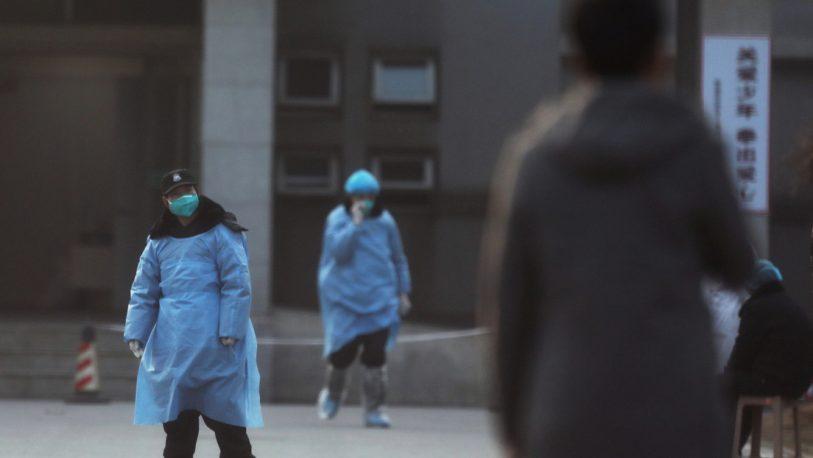 Confirman en Estados Unidos un primer caso de coronavirus que dejó varios muertos en China