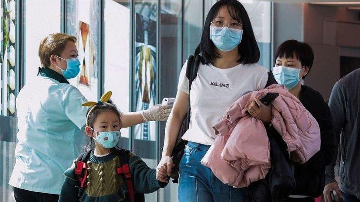China: confirman 571 casos de neumonía causada por el coronavirus