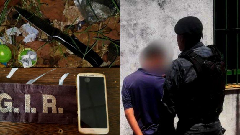 Posadas Insegura: joven fue apuñalado en el Botánico