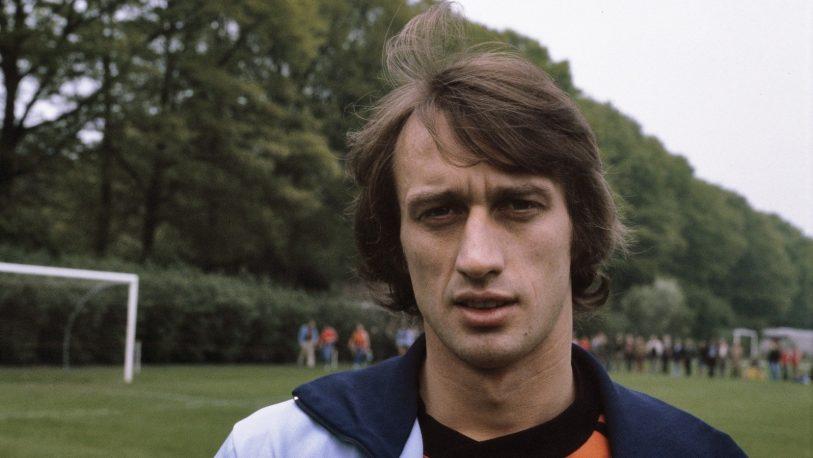Falleció el holandés Rensenbrink, autor gol 1000 en historia de mundiales