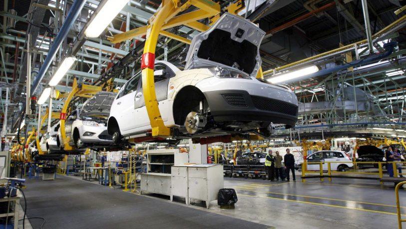La actividad industrial tuvo una caída del 6,3%
