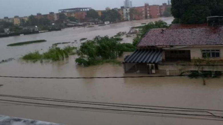 Brasil: 5 muertos y varios evacuados por las intensas lluvias