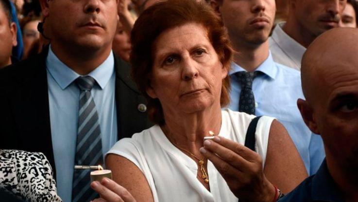 La madre de Nisman denunció a Alberto Fernández por interferir en la investigación del caso