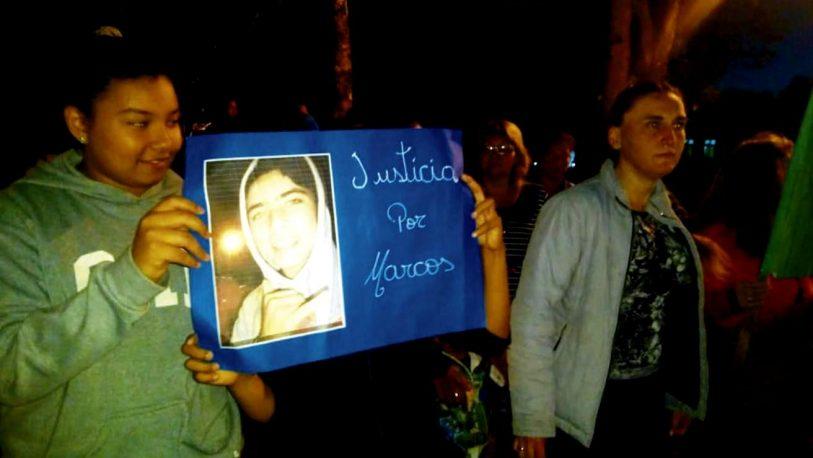 """Denuncian que la causa por la muerte de Marco Oviedo, está """"cajoneada"""""""