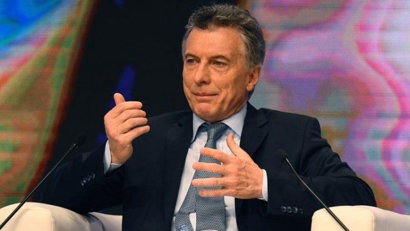 El mensaje de Macri tras ser nombrado