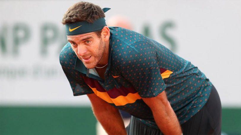 Del Potro vuelve a operarse y su futuro en el tenis es incierto