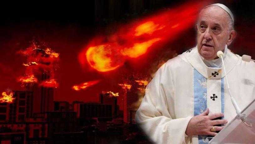 La profecía del fin del mundo: el Papa Francisco podría renunciar este año