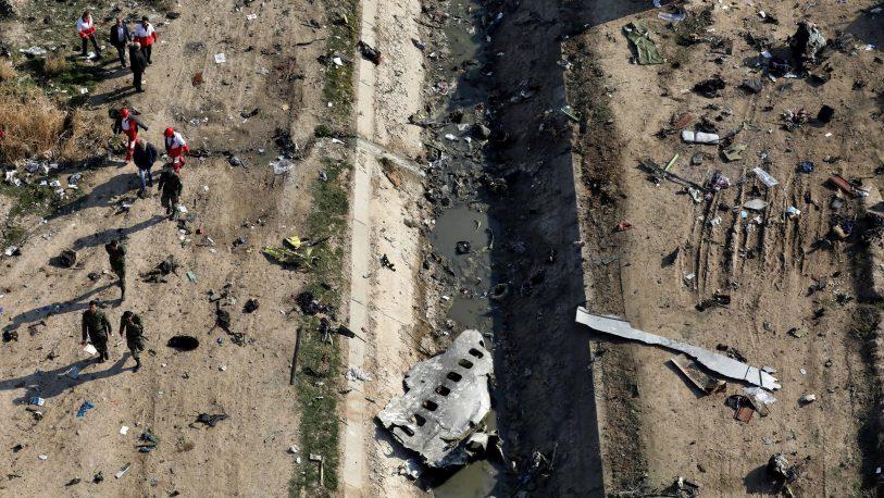 Irán admitió que uno de sus misiles derribó el avión ucraniano