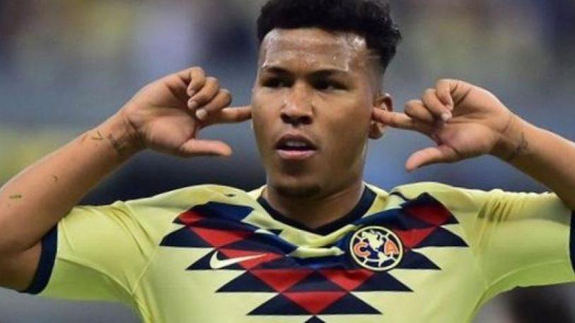 Boca interesado en el colombiano Roger Martínez