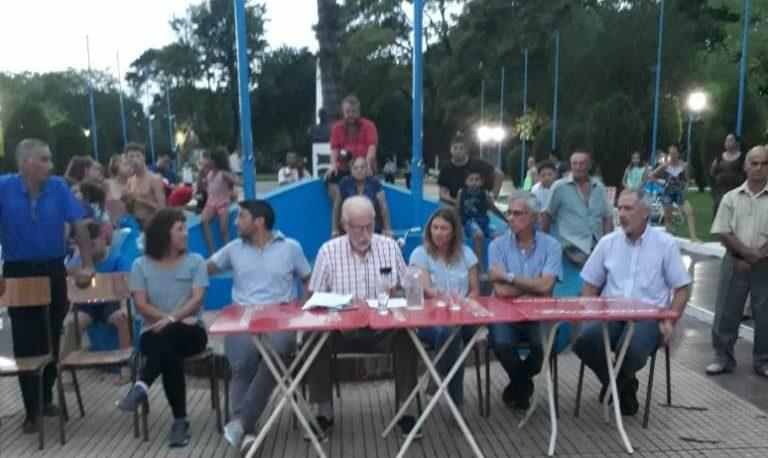 Protestas en Iguazú y San Javier por cortes de luz