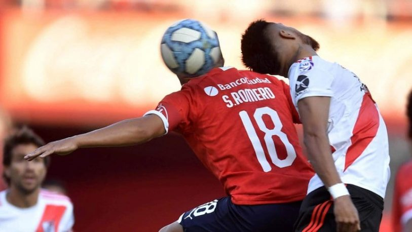 River venció a Independiente y es líder de la Superliga