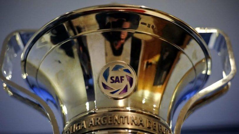 El jueves será la reunión AFA-Superliga para definir la reanudación del campeonato