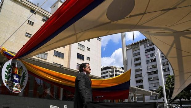 Guaidó pierde la sede del Parlamento venezolano