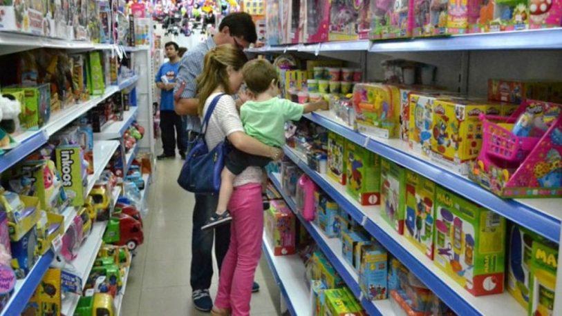 Día del Niño: Los juguetes serán un 40% más caros