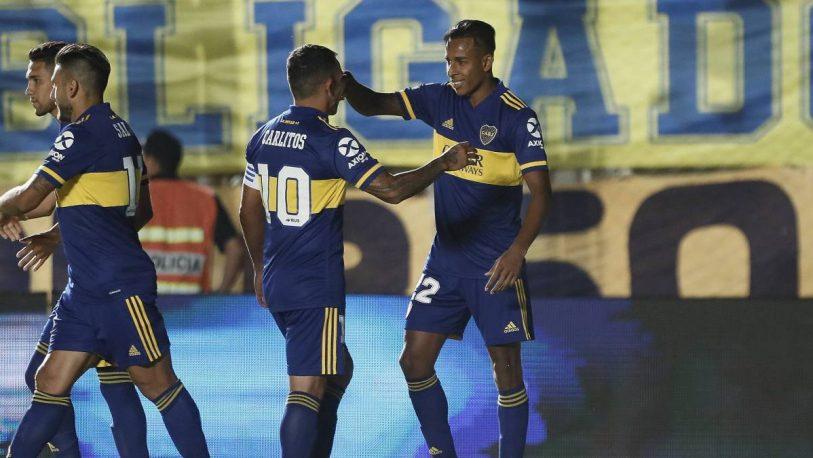 Debut de Russo con triunfo para Boca en su primer amistoso del año